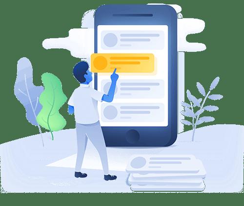 Des sites rapides sur ordinateur et smartphone