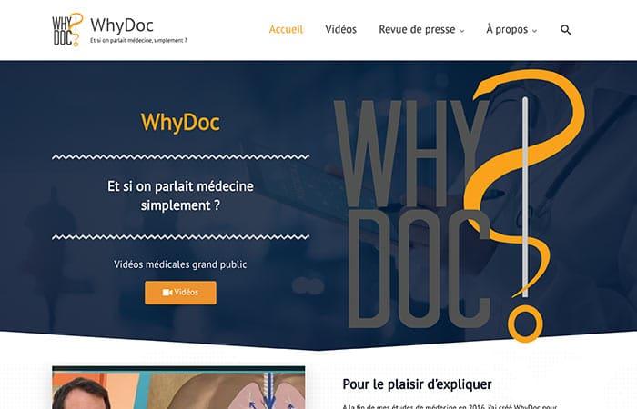 Aperçu de WhyDoc
